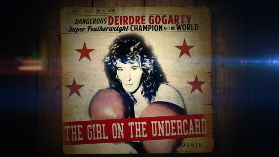 Girl on the undercard