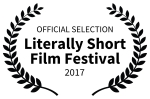 OFFICIAL SELECTION - Literally Short Film Festival - 2017 (1)